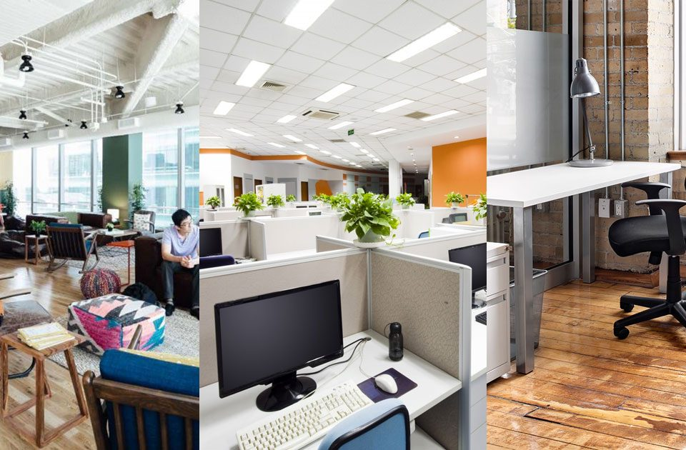 type of office - Office space types 14873076943671 960x630 - What type of office suits your company? (PART 2)