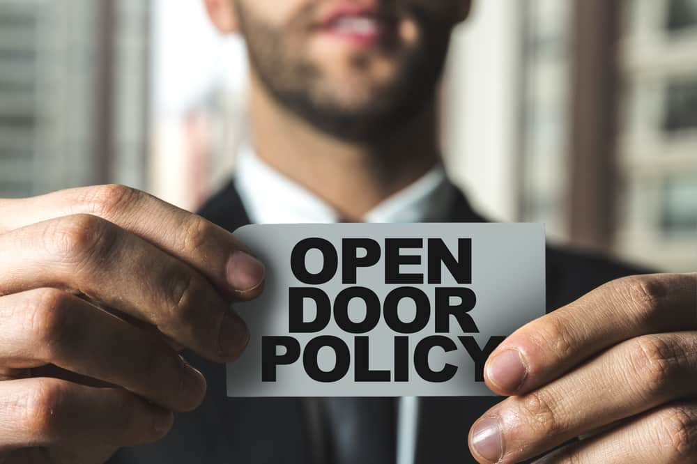 work environment - 2827 3 Easy Steps to Establishing an Open Door Policy That Really Works1 - What's The Best Work Environment for Your Personality? [Quiz]