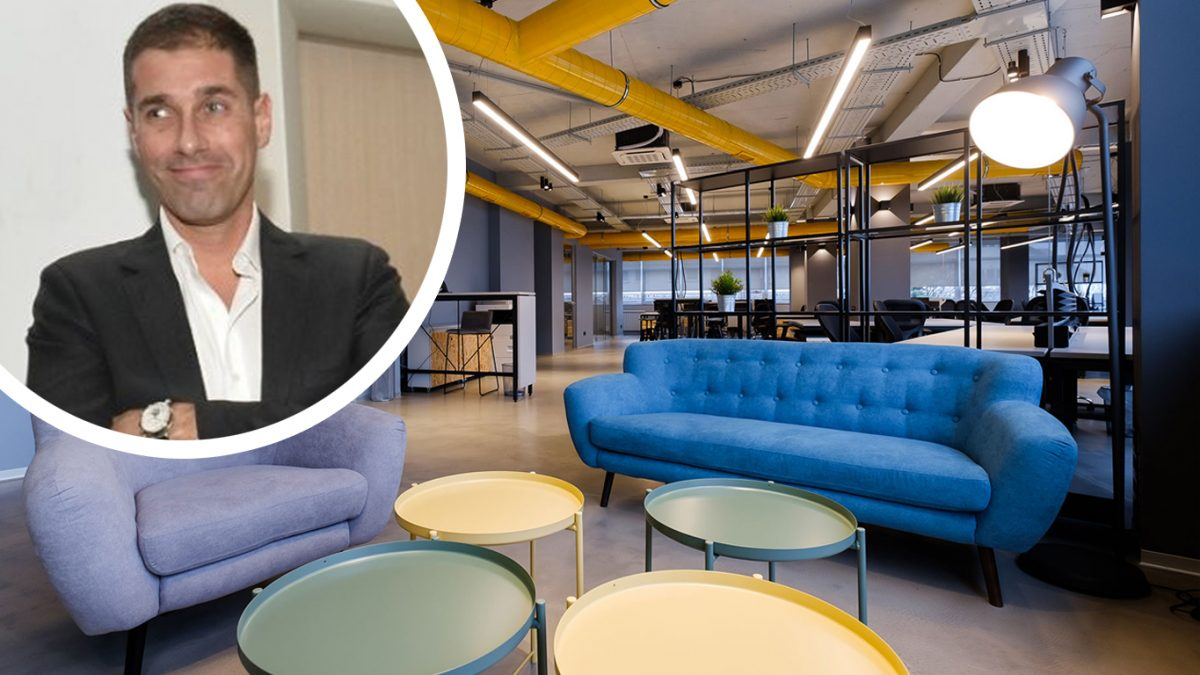 - FILIP1 1200x675 - Coworking spaces will become support for hybrid models of large companies