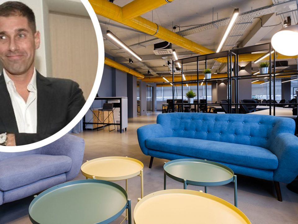 - FILIP1 960x720 - Coworking spaces will become support for hybrid models of large companies