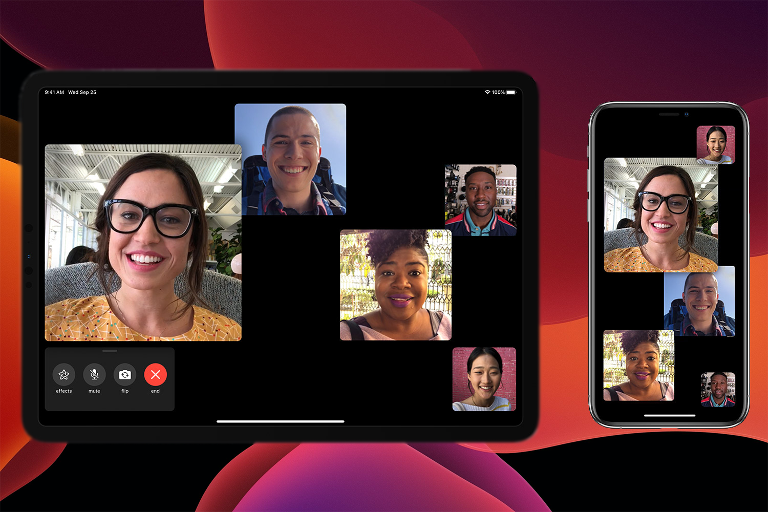 work environment - GROUPFACETIME1 - What's The Best Work Environment for Your Personality? [Quiz]